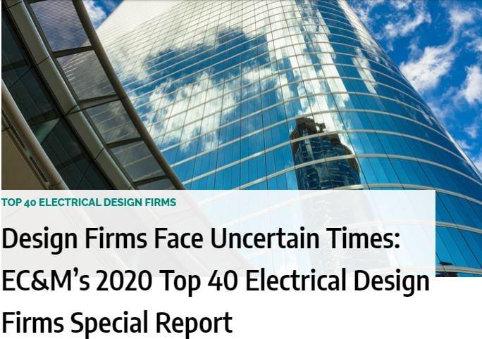 EC_M Top 40 Design Firms Special Report