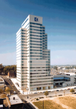 Kincaid Tower in downtown Lexington, Kentucky