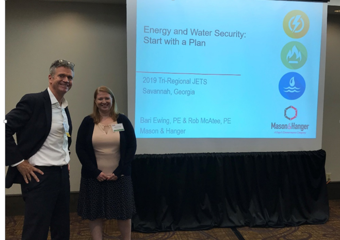 Mason & Hanger Presented at SAME 2019 Southeast Tri-Regional JETS