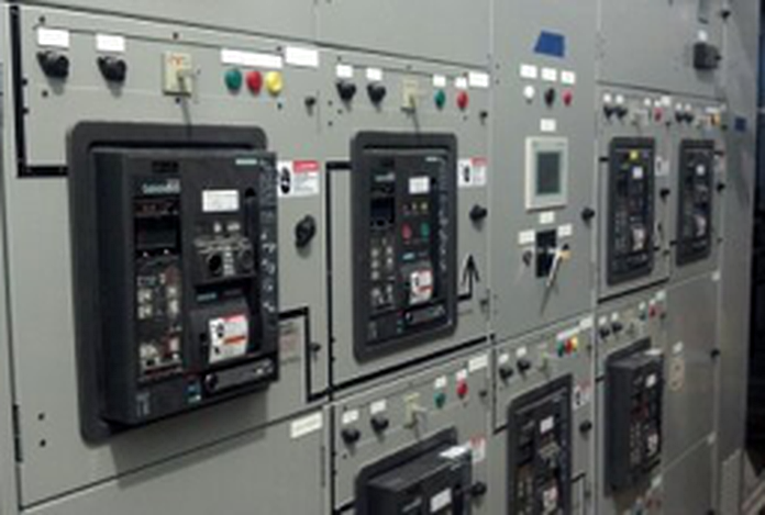 Electricity panel
